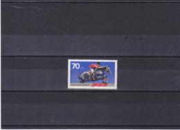 RFA 1978 EQUITATION Yvert 815 NEUF** MNH Cote : 5,50 Euros - Neufs