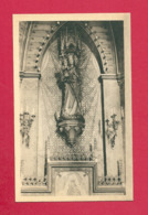 C.P. Tournai  =  Eglise Notre-Dame Auxiliatrice  :  Statue De  N.-D. AUXILIATRICE - Tournai