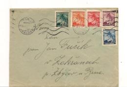 Occupation Allemande PRAHA - Briefe U. Dokumente