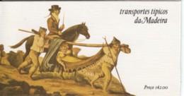 MADEIRA 1984 Libretto Trasporti Nuovo Con Gomma Integra - Libretti