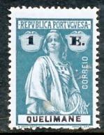 !■■■■■ds■■ Quelimane 1914 AF#40* Ceres 1$00 Chalky (x2159) - Quelimane