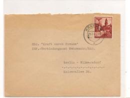 POLOGNE Occupation Allemande CRACOVIE Année 1942 - 1939-44: 2. WK