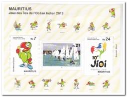 Mauritius 2019, Postfris MNH, Island Games - Mauritius (1968-...)