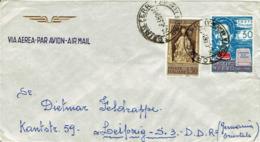 Italien / Italia - Umschlag Echt Gelaufen / Cover Used  (T442) - 1961-70: Marcophilie