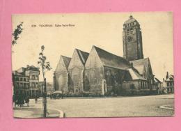 C.P. Tournai  =  Eglise Saint-BRICE - Tournai