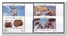 Oman 2019, Postfris MNH, Music - Oman