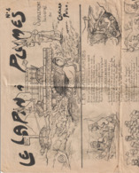 """Guerre De 14-18 : """" Le Lapin à Plumes"""" Supplément Illustré Du """"Canard Poilu"""" - Documents Historiques"""