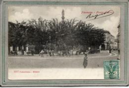 CPA - PIACENZA (Emilia-Romagna) - Piazza Duompo En 1908 - Piacenza