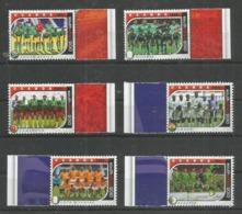 UGANDA - MNH - Sport - Soccer - World Cup - 2010 - World Cup