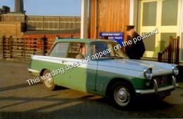 Triumph Herald 1200 Motor Car - Passenger Cars