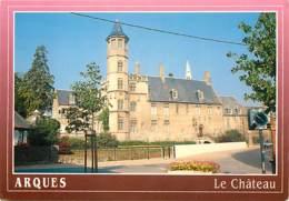 62 - Arques - Le Château - Voir Scans Recto-Verso - Arques