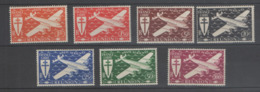 REUNION Yv PA 28/34 XX MNH - - Réunion (1852-1975)