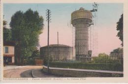 CPA Neuilly-Plaisance - Plateau D'Avron - Le Château D'eau - Neuilly Plaisance