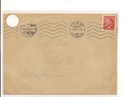Occupation Allemande PRAHA Année 1944 - Briefe U. Dokumente