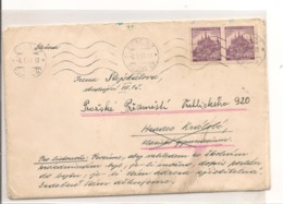 Occupation Allemande PRAHA Année 1941 - Briefe U. Dokumente