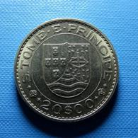 Portuguese S. Tomé E Príncipe 20 Escudos 1971 - Portugal