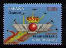 ESPAÑA 2014 - 75 ANIVERSARIO DEL EJERCITO DEL AIRE  - EDIFIL Nº 4897 - Militares