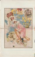 Programme Des Fêtes De Nice 1908 : Carnaval Et Autres... - Programs