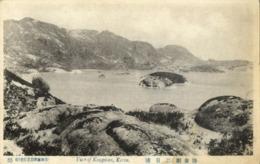 North Korea Coree, View Of The Mount Kongosan (1910s) Postcard (V) - Korea, North