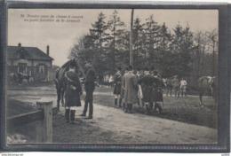 Carte Postale 78. St-Arnoult Rendez-vous De Chasse à Courre Maison Forestière Animée  Très Beau Plan - St. Arnoult En Yvelines