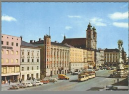 CPM Autriche - Linz - Donaustadt Am Alpenrand - Hauptplatz - Linz