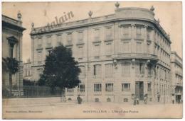 34 - Montpellier - L'Hôtel Des Postes - CJ0041 - Montpellier