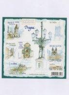 Capitales Européennes - Prague -  2008 - Yet T N° 126 - MiFR BL99 - Bloc De Notas & Hojas