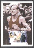 Olympic Games Helsinki 1952 - Athletics - Emil Zatopek On CM Guinea (to See) - Zomer 1952: Helsinki