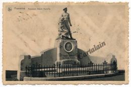FRAMERIES - MONUMENT DESIRE MAROILLE - CJ0042 - Frameries