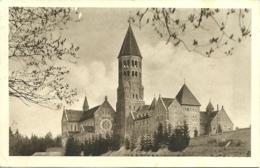 Abbaye De Clervaux - Vue Du Nord-Ouest - Clervaux