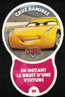 Carte à Collectionner Disney Auchan Les Défis Effet Cruz Ramirez 88 / 96 - Andere Sammlungen