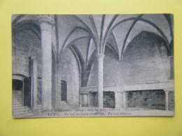 LE MONT SAINT MICHEL. L'Abbaye. La Salle Des Hôtes. - Le Mont Saint Michel