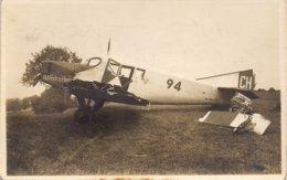 Aviation - Avion Junkers E-13 Ad-Astra-Aero - CH 94 - Lausanne-Blécherette - 1919-1938: Entre Guerras