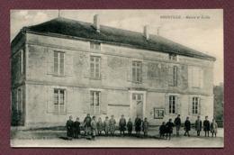 """BEURVILLE  (52) : """" MAIRIE Et ECOLE """" - Autres Communes"""