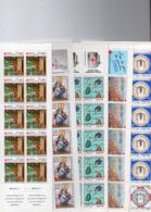 Lot De 5 Carnets Croix Rouge 1990 - 91 - 92 - 93 - 94 - Croix Rouge