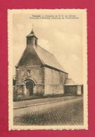 C.P. Tournai  = Chaussée  D' Antoing  Faubourg  De Valenciennes  :  Chapelle De Notre-Dame  De  Grâces - Tournai