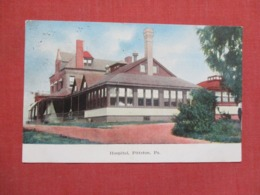 Hospital  Pittston  Pennsylvania -     Ref   3659 - United States