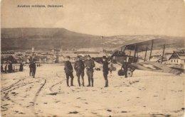 Aviation - Avion Militaire Suisse Wild - Delémont - Aeródromos