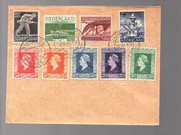 Liberation Issue NIJMEGEN 15.4.1945 (FD-53) - 1891-1948 (Wilhelmine)