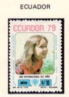 YEAR INTERN. OF CHILD - ECUADOR  - Mi. Nr. 1813 - NH - (6532-20.) - Ecuador