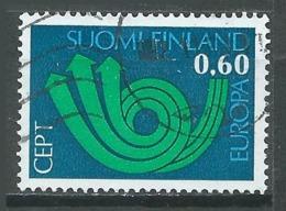 Finlande YT N°687 Europa 1973 Oblitéré ° - 1973