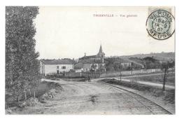 (25008-55) Thierville - Vue Générale - Francia