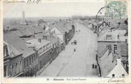 (25009-59) Somain - Rue Louis Pasteur - France