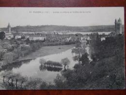 44 - OUDON - Vallée Du Hâvre Et Vallée De La Loire. (innondation) - Oudon
