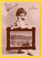 Xx01xx ★★ Viele Grüsse Aus Weimar - Weimar