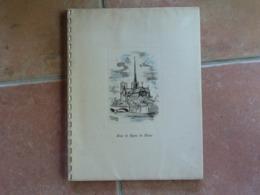Thème Vin - Catalogue Nicolas 1949 - Sous Le Signe De Paris - Illustrations De Dignimont - Gastronomie
