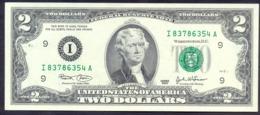 USA 2 Dollars 2003 I  - UNC # P- 516a < I - Minneapolis MN > - Bilglietti Della Riserva Federale (1928-...)