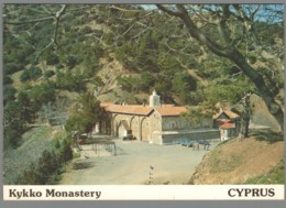 CPM Chypre - Kykko Monastery - Cyprus
