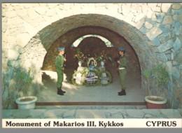CPM Chypre - Kykkos - Monument Of Makarios III - Cyprus
