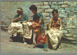 CPM Chypre - Lefkara Lace Making - Cyprus